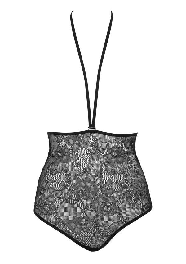 Lys high-waisted harness thong Villa des Lys - Maison Close