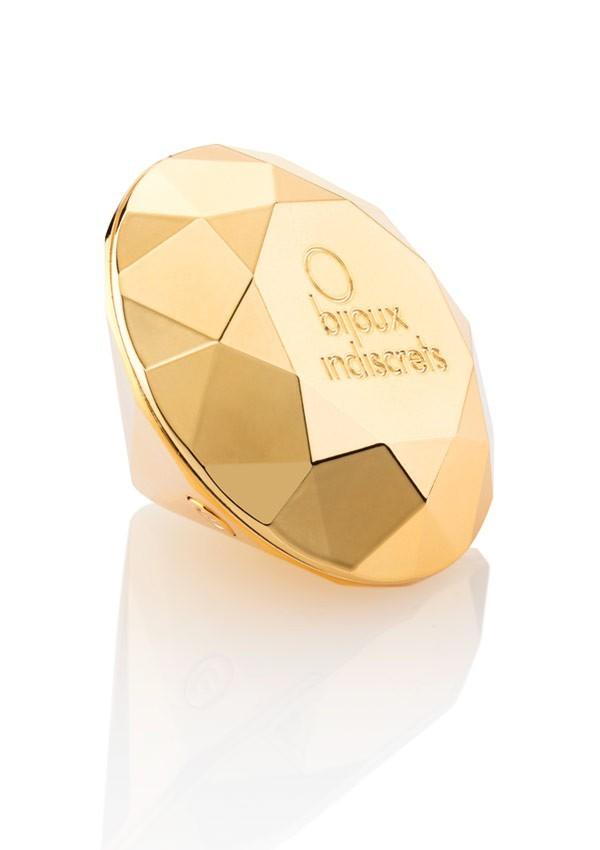 Twenty One vibrating diamond - Bijoux Indiscrets