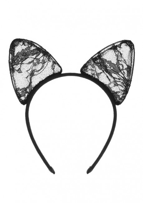 Le félin cat ears head band Les Romantiques Maison Close