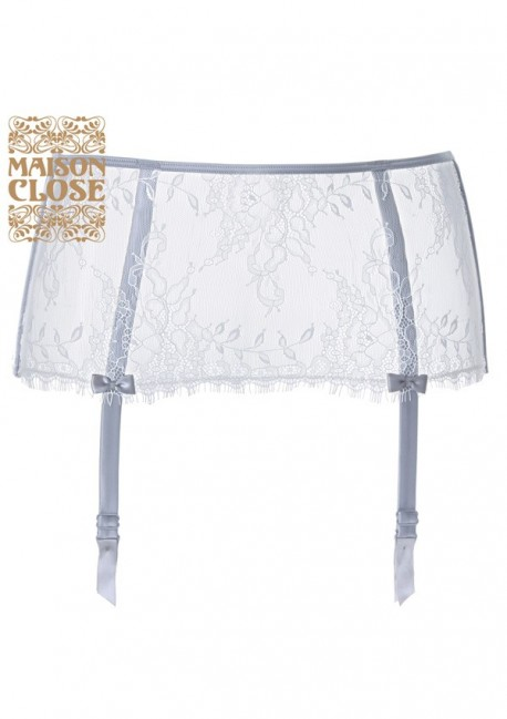 Satine garter belt Villa Satine Maison Close
