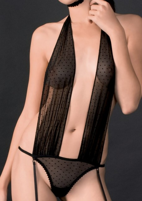 Body string demoiselle Rue des Demoiselles - Maison Close