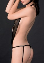 Body string demoiselle Rue des Demoiselles Maison Close