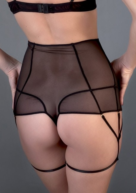 Villa Bel Ami high waisted thong Villa Bel Ami Maison Close