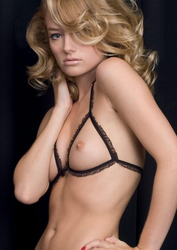Les seins nus open bra Le Petit Secret - Maison Close