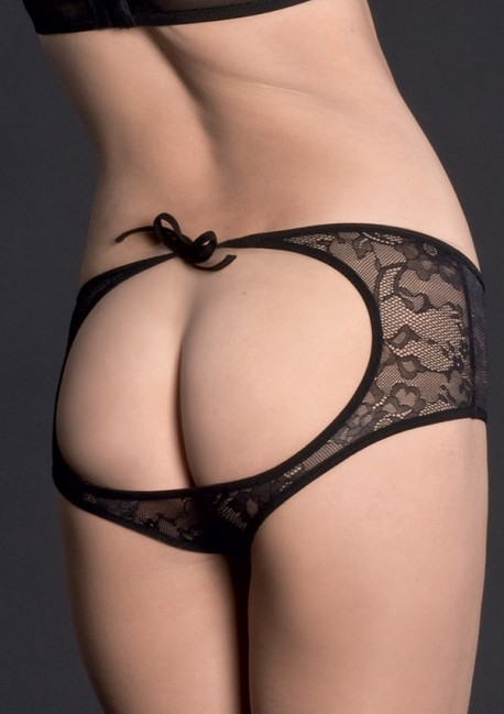 Lys naked shorty with a bow Villa des lys - Maison Close