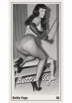 Wild'n'willing handcuffs Wild 'N' Willing Bettie Page