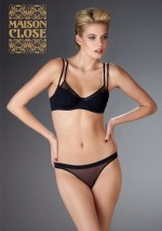 Soutien-gorge push-up tentation Pure Tentation Maison Close
