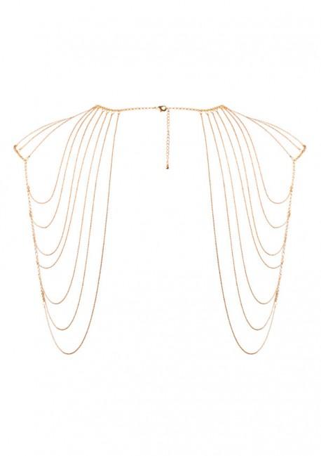 Chaîne d'épaule et de dos métal Magnifique Bijoux Indiscrets