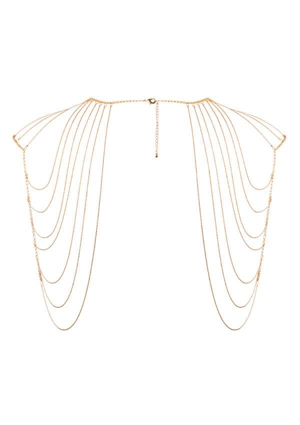 Chaîne d'épaule et de dos métal Magnifique - Bijoux Indiscrets