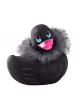 Black Paris duckie I Rub My Duckie Big Teaze Toys