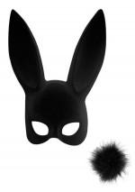 Bunny mask with pompomLes FétichesMaison Close