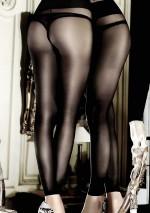 Legging noirLes basiquesBaci