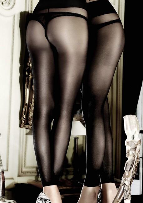 Legging noir Les basiques - Baci
