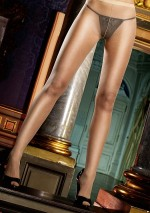 Flesh-coloured tights Les basiques Baci