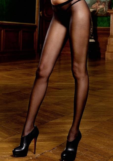 Black tights Les basiques Baci