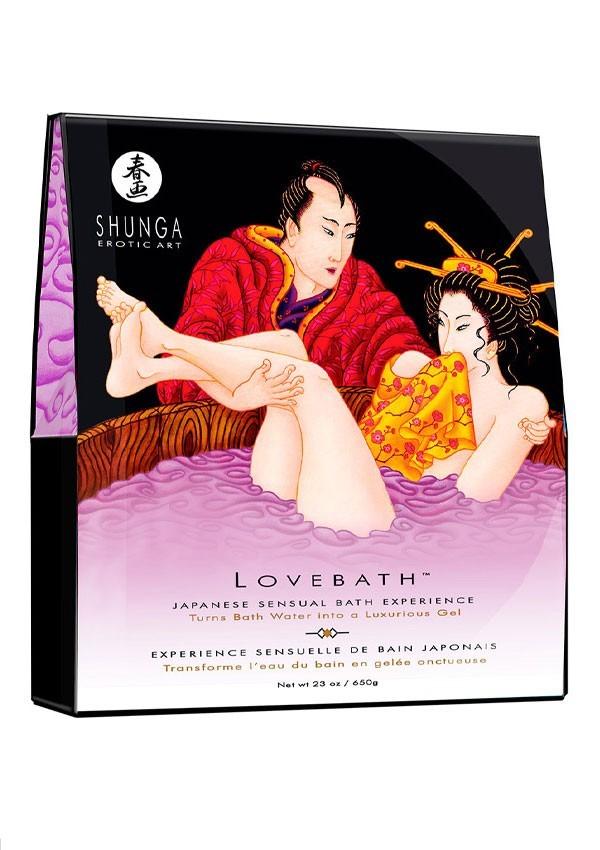 Japanese bath gel - Shunga